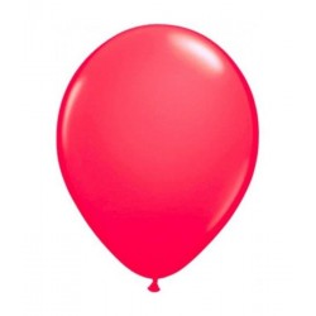 Neon roze ballonnen