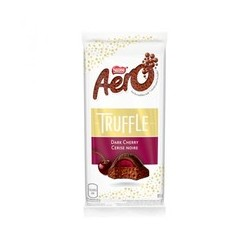 Aero - Dark Cherry Truffle Bar