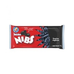 Twizzlers - Nibs Licorice