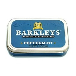 Barkleys Tin Peppermint