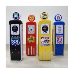 Churchill's - Petrol Pump