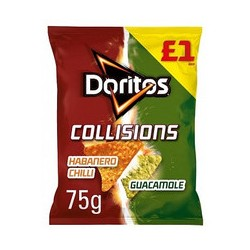 Doritos - Collisions...