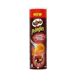 Pringles - Flame Grilled Steak  (UK product).