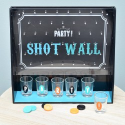 Party Shot Wall drankspel
