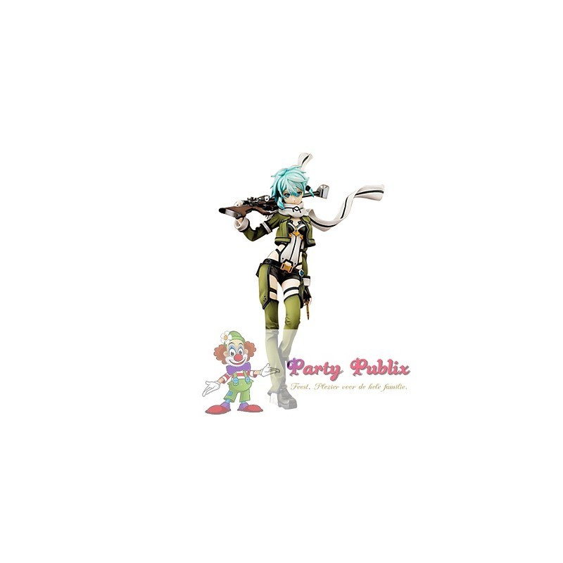 Julia Anime Action Figures