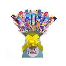 The XL Retro Sweets Bouquet.