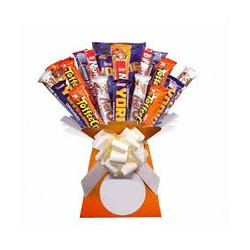 The Nestle Chocolate Bouquet.