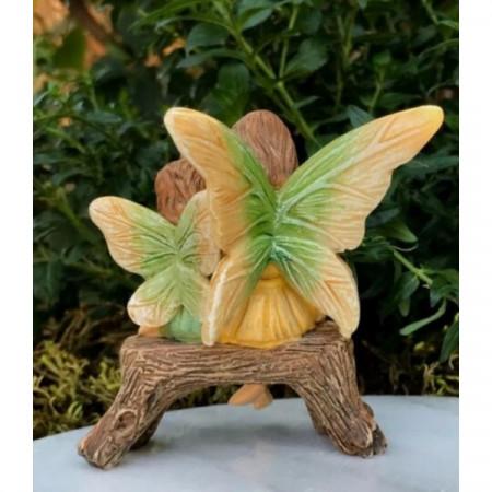 Donkergroen ballonnen