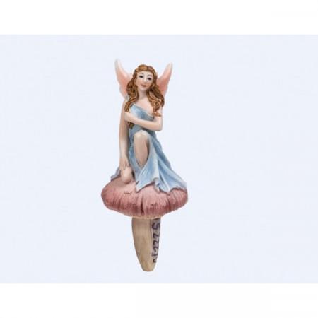 Donkergroen ballon