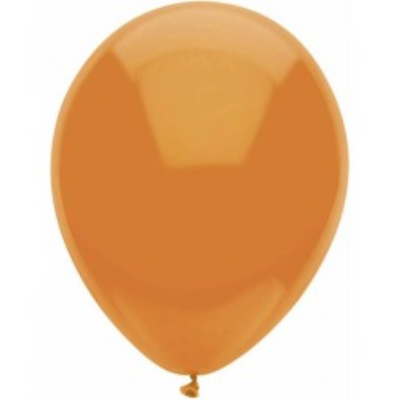Ballonnen oranje 100x