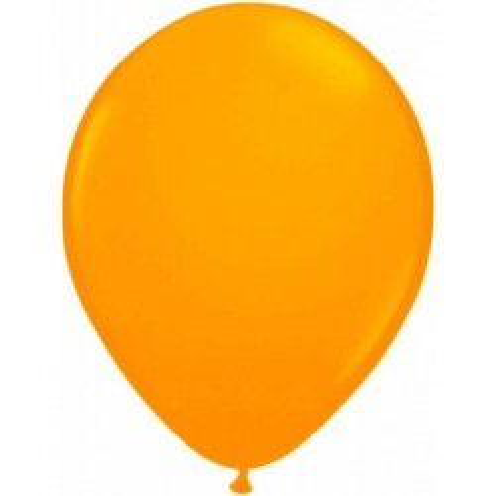 Ballonnen neon oranje