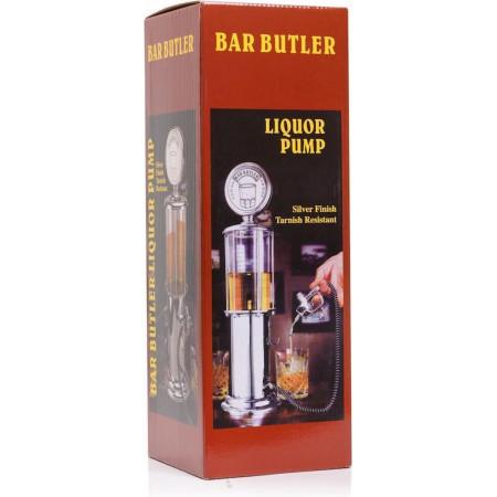 Zilveren ballonnen metallic