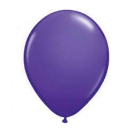 10 Ballonnen 30 cm paars