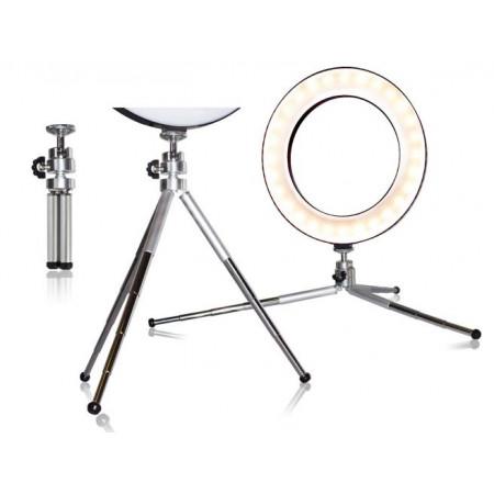 Metallic ballonnen lichtblauw