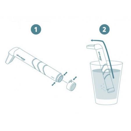 Ballonnen metallic navy blauw