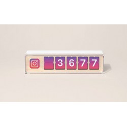 Instagram Follower Counter 5