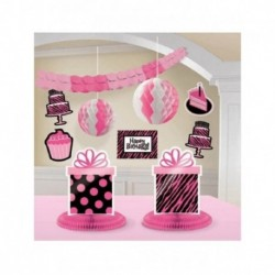 Decoratie kit zebra