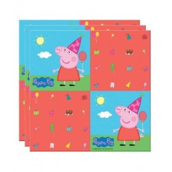 Peppa big servetten
