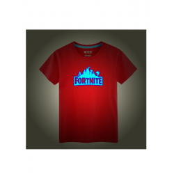 "Fortnite T-Shirt ""Glow in..."