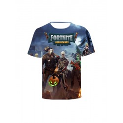"Fortnite T-Shirt 3D ""Halloween"