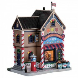 Lemax Sweetalicious Candy Shop