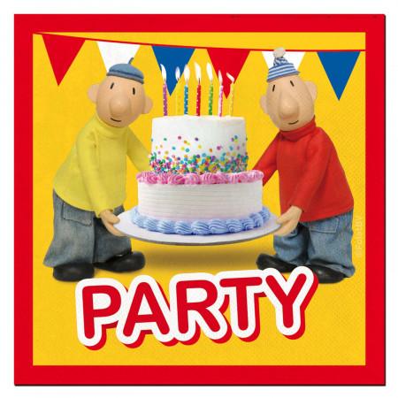 Ballonnen knutselset circus