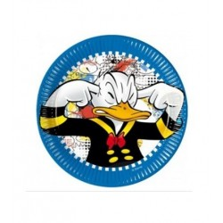 Donald Duck borden