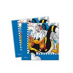 Donald duck servetten