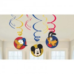 Mickey mouse hangdecoratie...