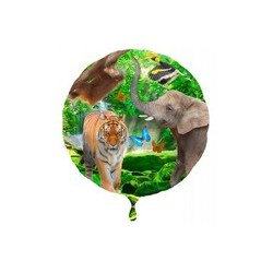 Safari folie/helium ballon