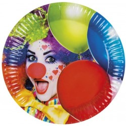 Bordjes Clown