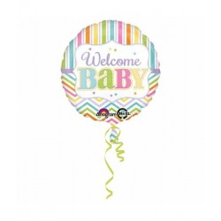 Welcome baby geboorte...