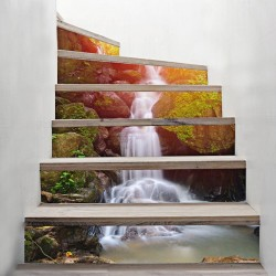 3D waterval Decor Trap