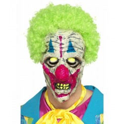 UV Blacklight Killer Clown...