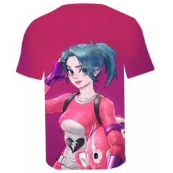 Fortnite shirt roze