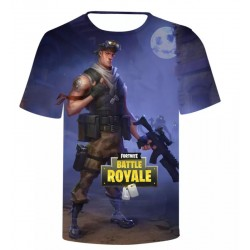 Fortnite shirt zwart
