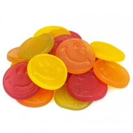 Mini Vruchten Smiles 250 Gram