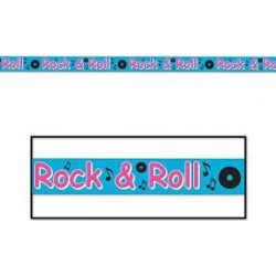Afzetlint ROCK & ROLL 6 mtr