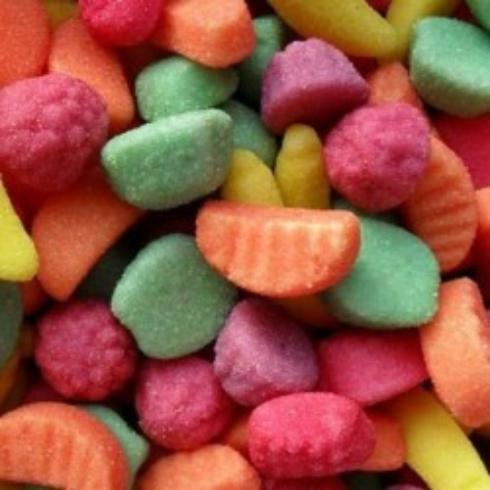 Tutti Frutti 250 Gram