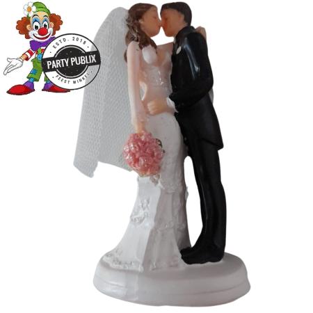 Wit Roze Pepermunt Hartjes...