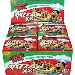 Gummy Zone Pizza Candy 6...