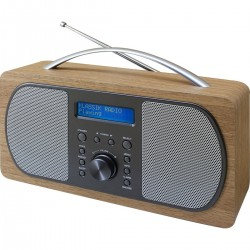 Radio Retro DAB600HBR