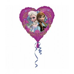 Folieballon frozen anna &...
