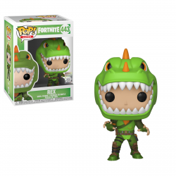 Fortnite Rex Funko Pop