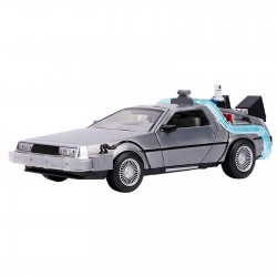 DeLorean Time Machine with...