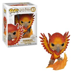 Harry Potter Fawkes Funko Pop