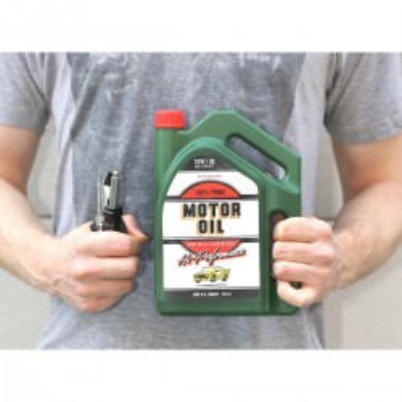 Gereedschapskist - Motorolie