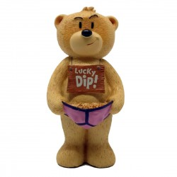 Bad taste bears lucky