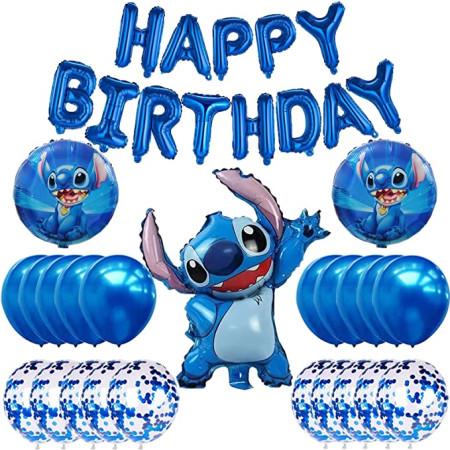 Gouden folieballon cijfer 3