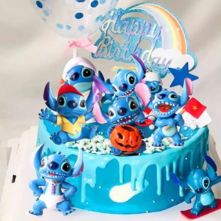 Gouden folieballon cijfer 4